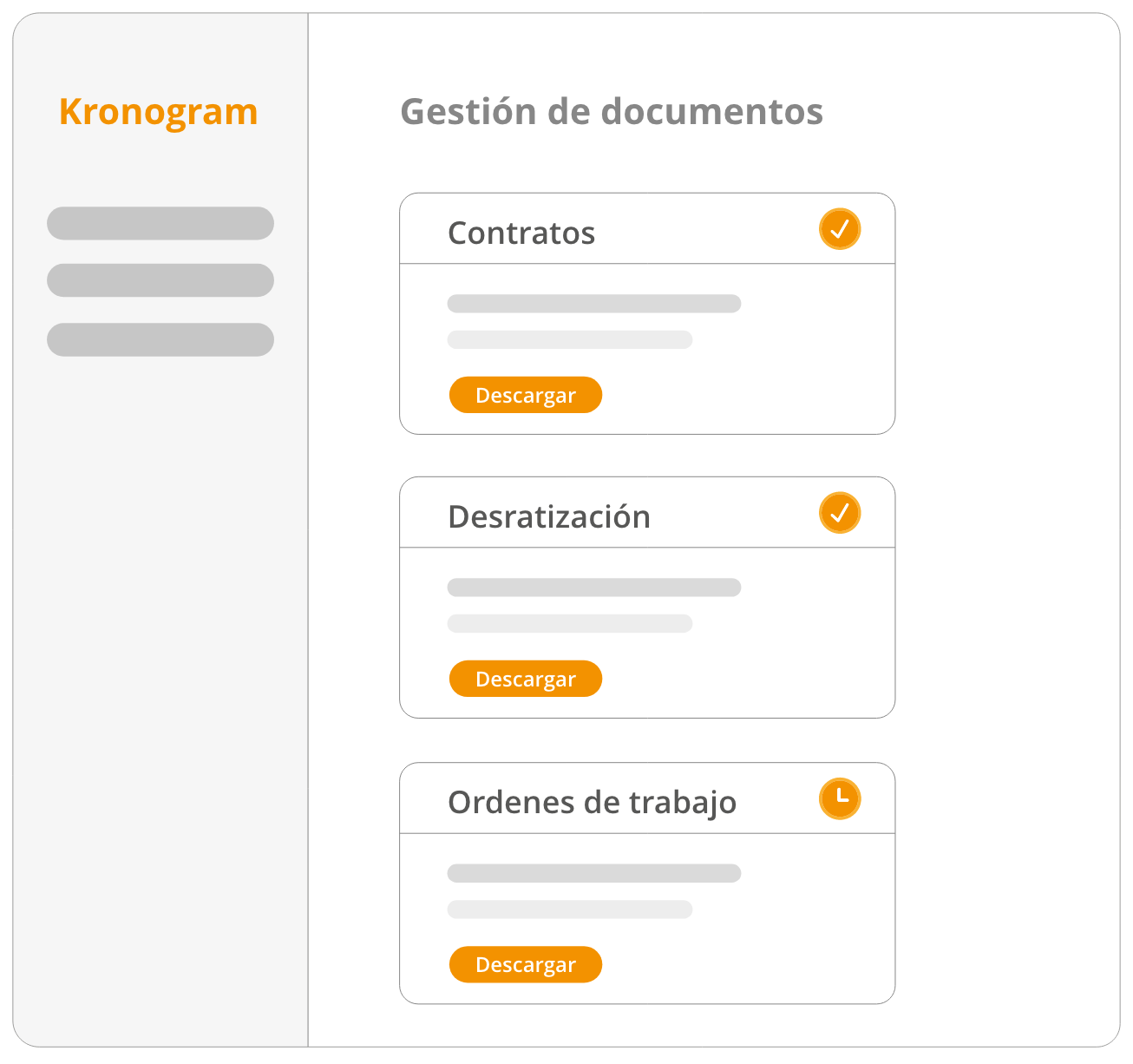 gestion documentos